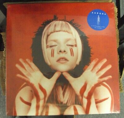 AURORA A Different Kind Of Human LP SEALED indie-pop Glassnote