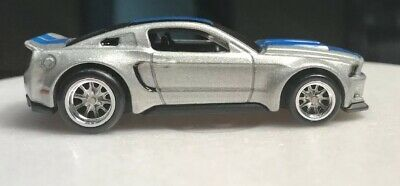 HOT WHEELS NEED For Speed 2014 Custom Mustang Real Riders 1/64 Loose
