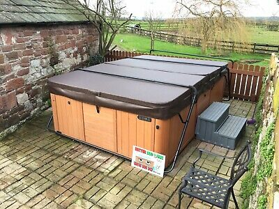 Hot Tub Covers Cover All Sizes Grey Brown Coffee