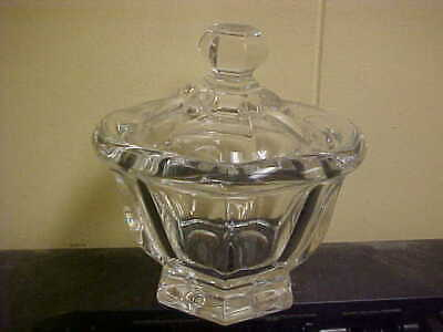 Baccarat Bretagne Jam / Jelly With Notched Lid