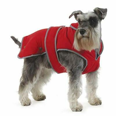 Muddy Paws Stormguard & Fleece Lining Coat Pink  Assorted Sizes , Colors