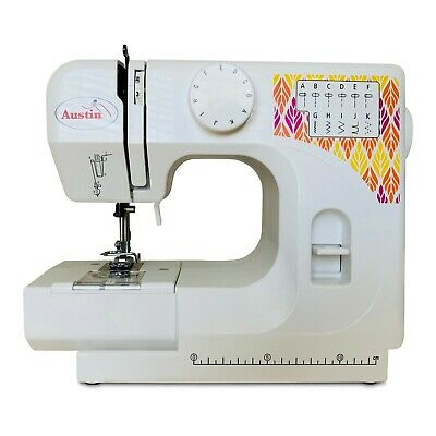 Sewing Machine Austin AS17 Compact, 2 year Warranty and FREE Delivery UK