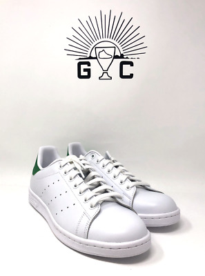 "reputable site aa49a 4a080 BRAND NEW ADIDAS Originals Stan Smith ""OG White/Green"" Size 8.5 DS"