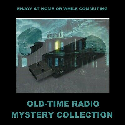 Great Old-Time Radio Mystery Collection By Agatha Christie, Paul Temple And More