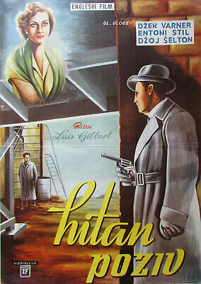 16mm Feature Film Ill Get By 1950 Color Sound Flat Used