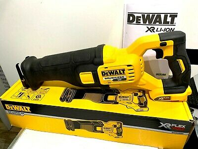 DeWalt DCS388N-XJ 54V FlexVolt XR Li-Ion Cordless Brushless Recipro Saw (B46432)