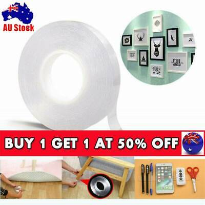 Multifunctional Double-Sided Adhesive Tape Traceless Washable Removable Tape CB