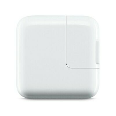 Apple Travel Charger I-Pad 12W Md836Zm/A White