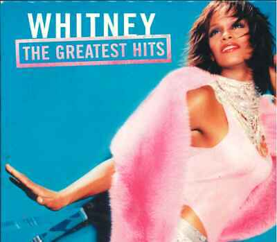 "WHITNEY HOUSTON ""The Greatest Hits"" 2CD"