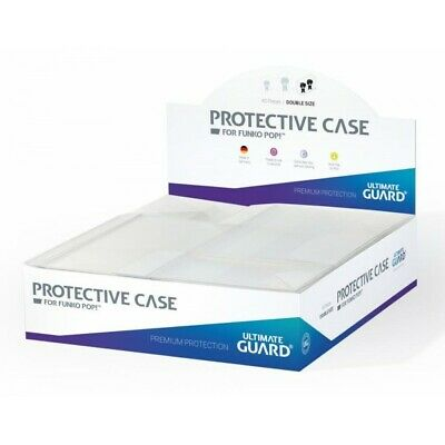 Ultimate Guard Protective Case For Funko Pop!? Figures Double Size (40 (2277785)