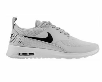 FEMMES NIKE AIR Max Thea 599409 112 Baskets Pâle Ivoire Gym