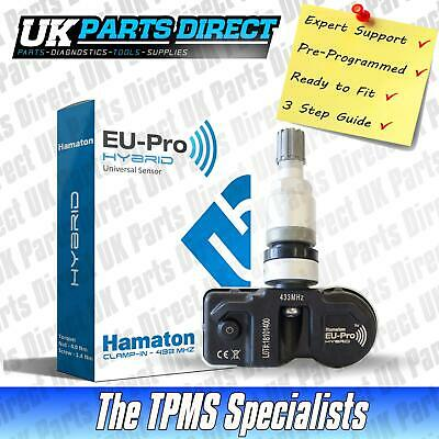Tesla Model S TPMS Tyre Pressure Sensor (13-14) - PRE-CODED - Ready to Fit