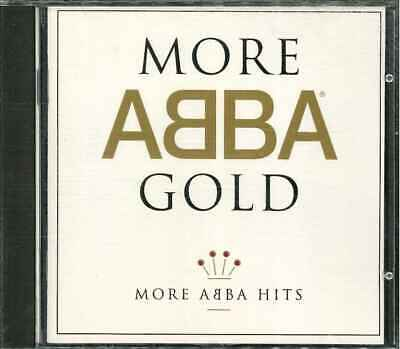 """ABBA """"More ABBA Gold - More ABBA Hits"""" Best Of CD-Album"""