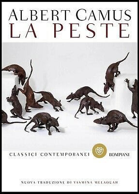 La Peste Albert Camus ebook in italiano ✨✨✨