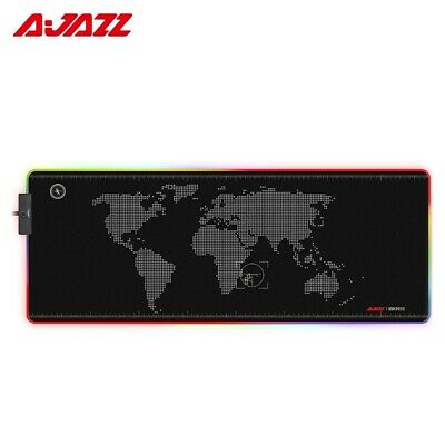 Ajazz AJPADS RGB Mousepad Gaming Wired Backlight Foldable Anti Slip Mouse Mat