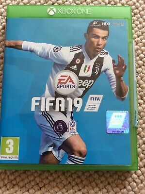 FIFA 19 Xbox One Game (2018) EA used in very good condition