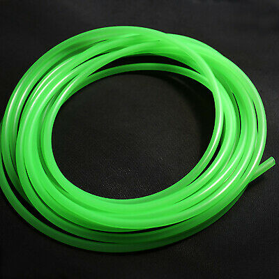 Silicone Rubber Vacuum Hose Food Grade Tube Pipe Fish Car Air - Bright green -UL