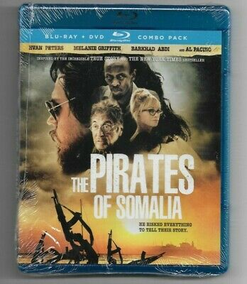 BRAND NEW Sealed Blu-Ray + DVD - THE PIRATES OF SOMALIA - Also In French