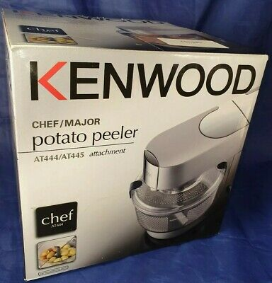 KENWOOD CHEF & MAJOR - Potato Peeler attachment AT445 AT444 Unused condition.