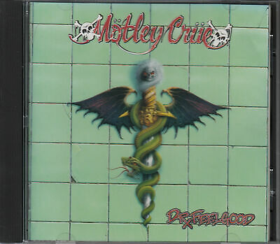 Motley Crue / Dr.feelgood Japan Cd Oop