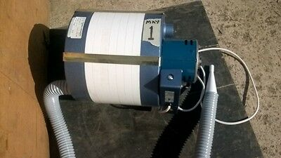 1½  inch - FUME EXTRACTION UNIT - NEW - 230 VOLTS - BRITISH MADE  - TOP QUALITY