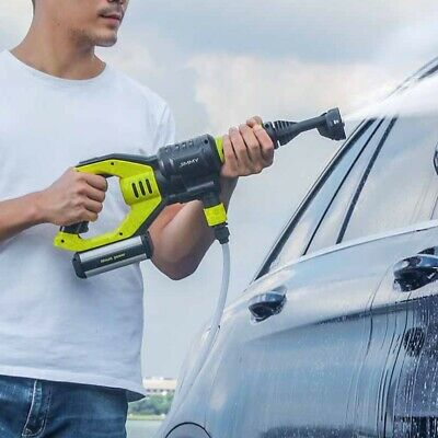 Jimmy JW31 Powerful Handheld Rechargeable Flush Gun Cleaning Tool from Xiaomi
