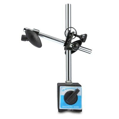 Magnetic Base Stand 30kg Maximum Pull Double Adjustable Poles for Dial
