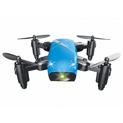 S9 Micro Foldable RC Quadcopter RTF 2.4GHz 4CH 6-axis Gyro / Headless Mode /