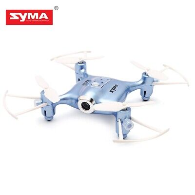 Mini RC Quadcopter RTF WiFi FPV 0.3MP Camera / Altitude Hold / X21W