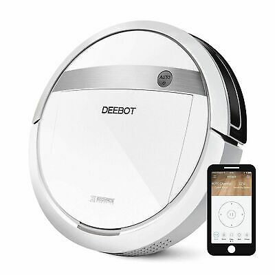 Ecovacs Deebot M88 Robotic Vacuum Cleaner for Pet Hair, Carpet and Bare Floors