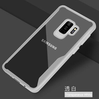 6D Shockproof Bumper Silicone Phone Case For Samsung Galaxy S9 A50 A70 M30 Cover