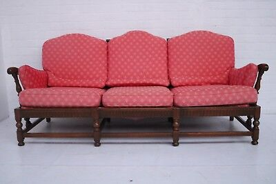 Vintage Ercol Old Colonial 3 Seater Sofa Good Condition !!!