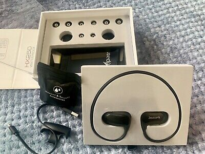 separation shoes 0f8dc f6582 ALPATRONIX HX250 WATERPROOF Bluetooth Earbuds - Black