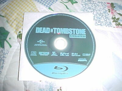 Dead In Tombstone Unrated Blu Ray Only--NO CASE