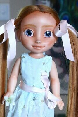 OOAK Repainted Disney Red Headed Doll | Kindred Spirit Doll | Claire