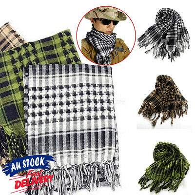 Arab Army Neck Scarf Tactical Scarf KeffIyeh Military Palestine Shemagh