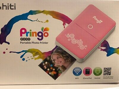 Hiti Pringo P231 Portable WiFi Mini Smartphone Photo Printer