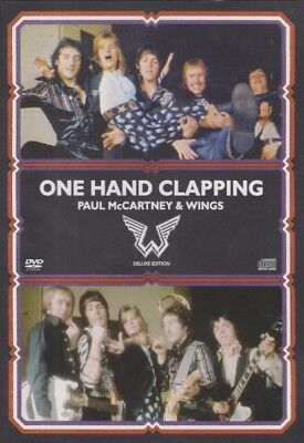 NEW PAUL McCARTNEY & WINGS / ONE HAND CLAPPING (Deluxe Edition) 1DVD+1CD##na