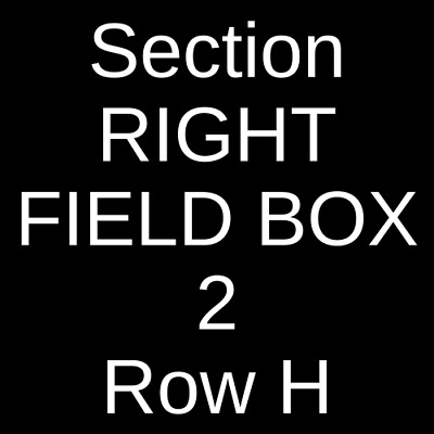 3 Tickets Los Angeles Angels of Anaheim @ Boston Red Sox 8/8/19 Boston, MA