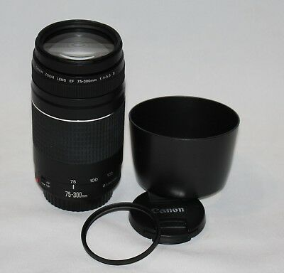 Canon EF 75-300mm f/4-5.6 III Zoom Lens Canon Digital fit