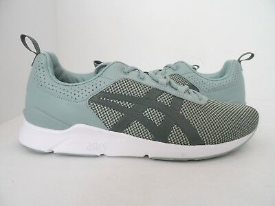 super populaire e63d8 59f06 ASICS HOMME GEL-LYTE Runner Baskets Maille Sarcelle/Blanc Taille 23cm
