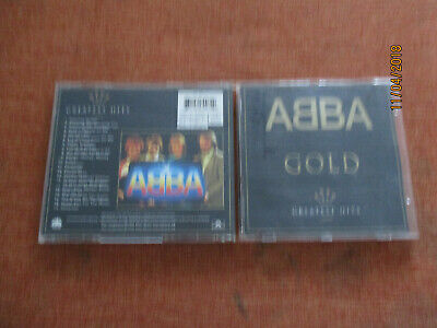 1 Cd    Gold  Greatest Hits      Abba