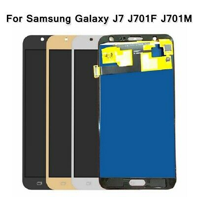 LCD Display Screen Touch Digitizer for Samsung Galaxy J7 Neo J701F J701M LOT RE0
