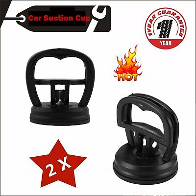 2pcs Car Dent Puller Remover Suction Cup Sucker Clamp Pad Glass Metal Lifter Cr