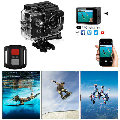 SJ9000/SJ4000 4K 1080P Ultra HD Waterproof 30M Action Camera Sports Camcorder