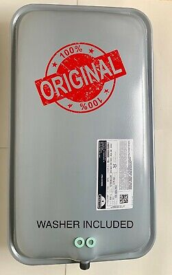 Vaillant Ecomax 613 618 622 635 Expansion Vessel 181051 brand new with washers