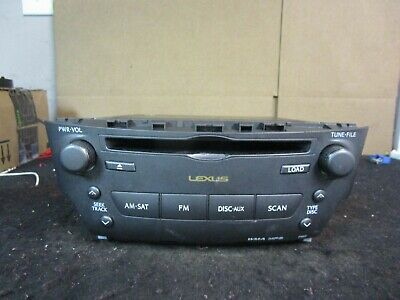 UNLOCKED BUICK RADIO AUX MP3 6 Disc Changer US9 CD Player