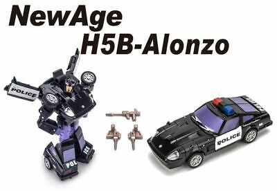 New NEWAGE Transformers Mini Warrior The Legendary Heroes H05B Alonzo In Stock