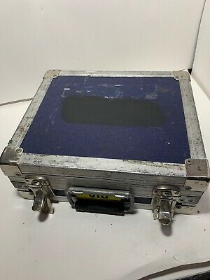 "Small Penn Fabrication Road Case Heavy Duty Flight 14"" by 11"" by 5"""
