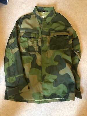 9fdf50d56450c VINTAGE NORWEGIAN ARMY M43 / M-1943 Field Jacket (in Size Large ...